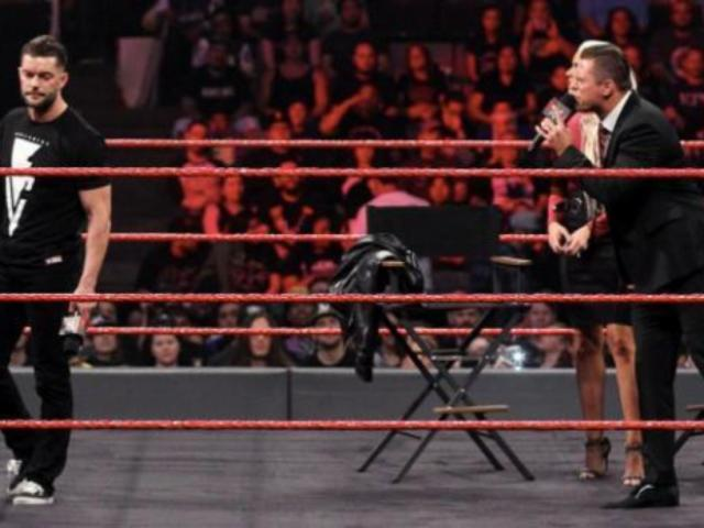 The Miz Trashes Finn Balor's WWE Career on Twitter
