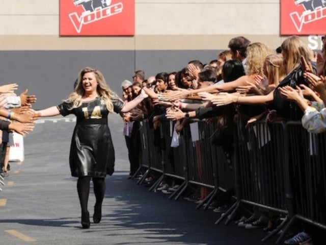 Why Kelly Clarkson Said She's 'Such a Nerd' on 'The Voice'