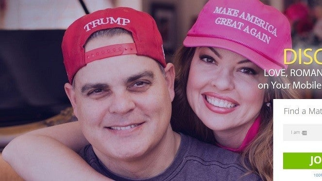trump-dating-site