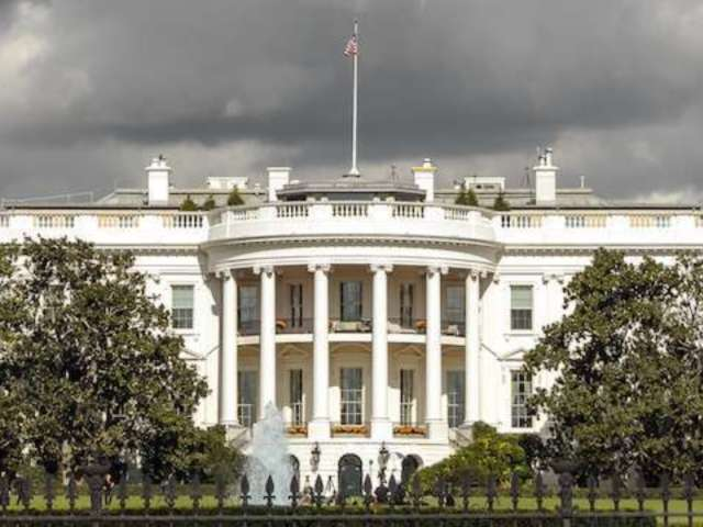 White House Sinkhole Mocked on Social Media: 'Melania, Dig Your Escape Tunnel Deeper'