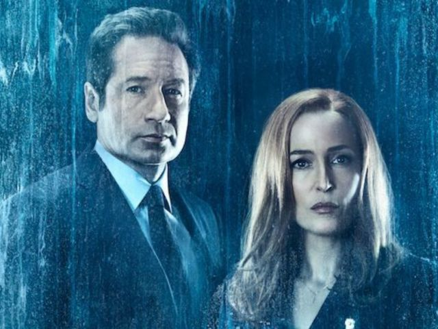 Exclusive: David Duchovny Focuses on 'X-Files' Present, Not Future