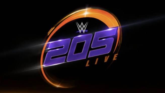 205 Live tag team championships