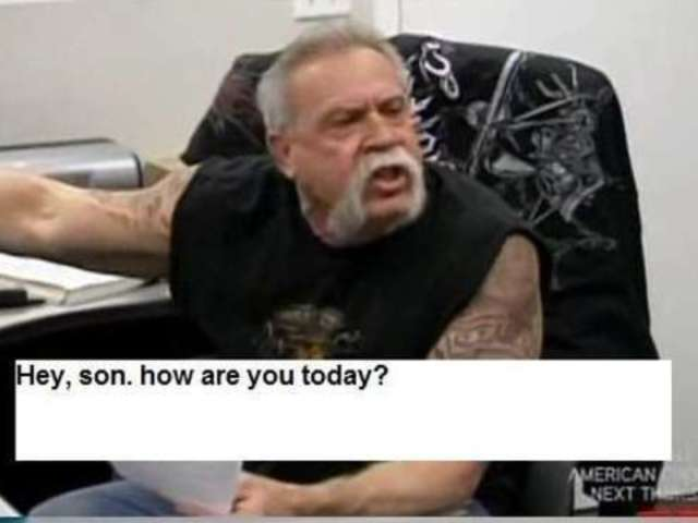 'American Chopper' Angry Meme Resurfaces and Takes Internet by Storm