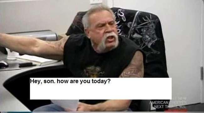 american chopper meme