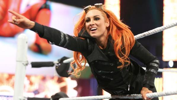 Becky Lynch RAW  SmackDown WWE
