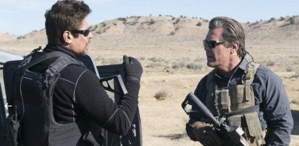 Benicio Del Toro - Josh Brolin - Sicario 2 - IMDB