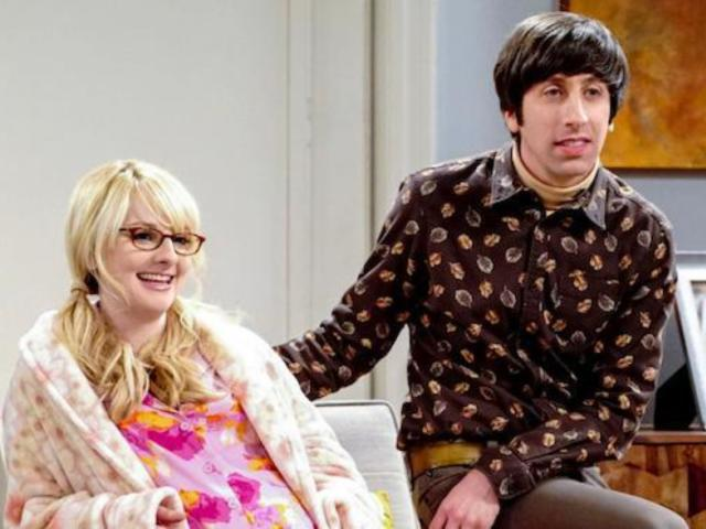 'Big Bang Theory': Howard and Bernadette Welcome Baby No. 2
