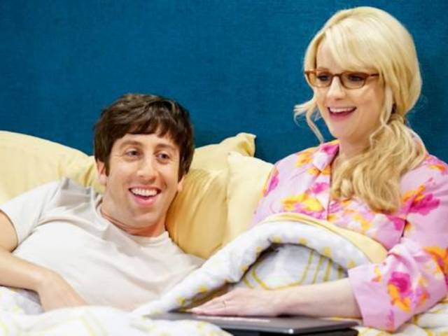 'Big Bang Theory': Howard and Bernadette Name Their Baby 'Neil Michael'
