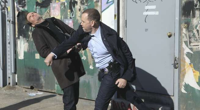blue bloods close calls danny punches