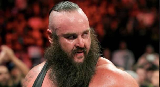 Braun Strowman WWE Vince McMAhon