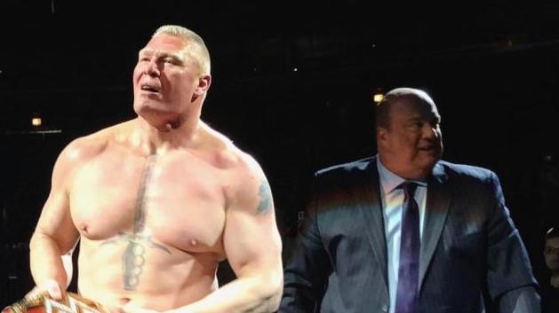 Brock Lesnar Kane Chicago UFC