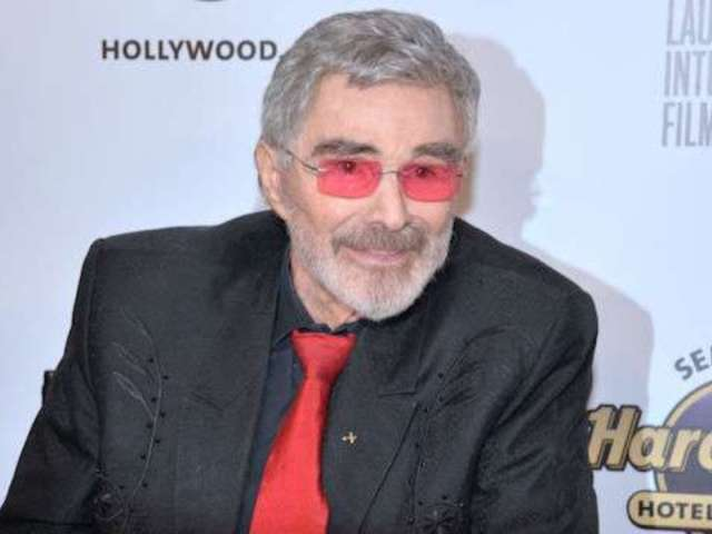 Burt Reynolds, 82, Sports Cane in New Uncharacteristically Frail Photo