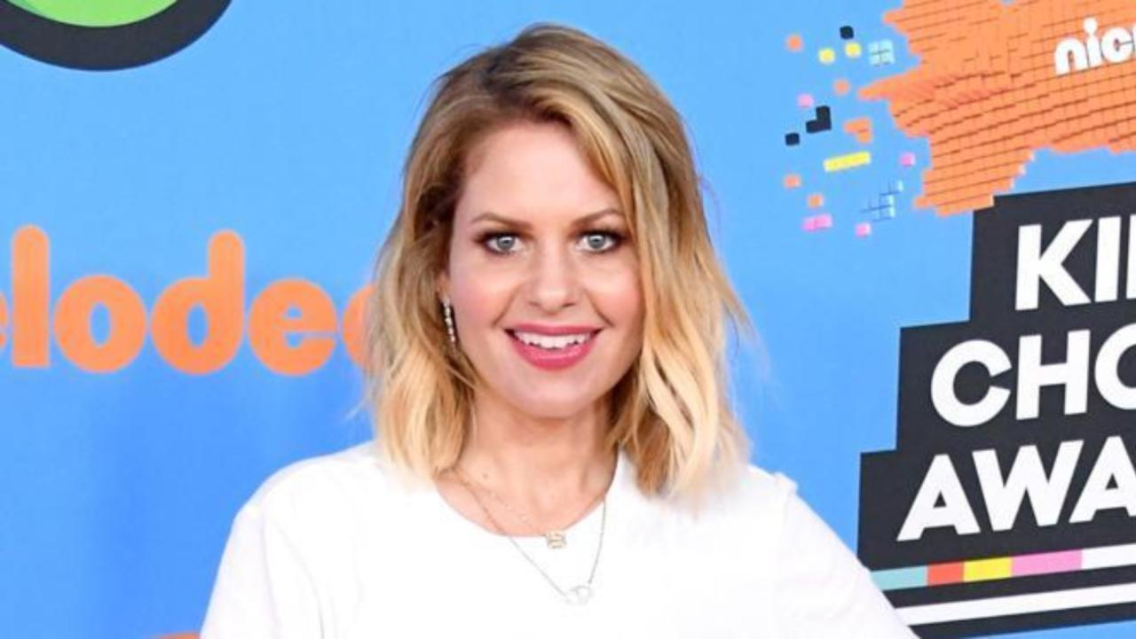 Fuller House Star Candace Cameron Bure Rocks Kids Choice Awards With Edgiest Look Yet
