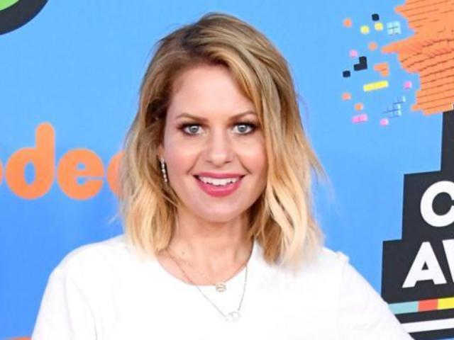 'Fuller House' Star Candace Cameron Bure Rocks Kids' Choice Awards With Edgiest Look Yet