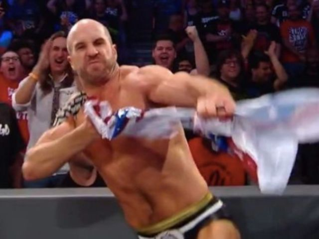 Cesaro Says Beach Balling Fans 'Should Get Ejected for Life'