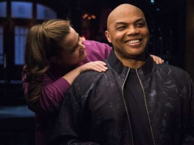 'Saturday Night Live' Returns From Olympics Break With Charles Barkley