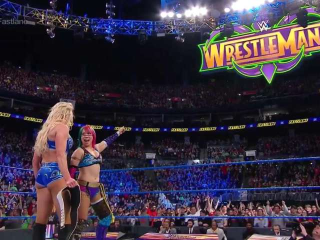 Charlotte Retains Title at Fastlane and Asuka Issues Her Challenge