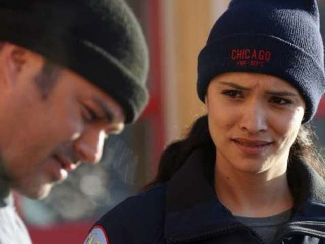 'Chicago Fire': Fans Feel the Heat When Kelly and Stella Kiss