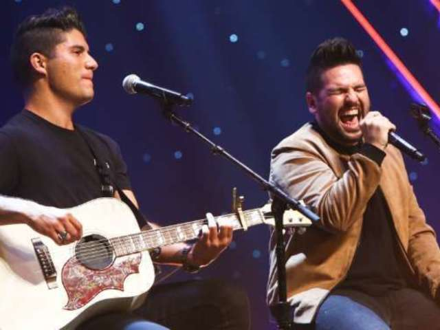 Dan + Shay Talk Upcoming Tour With Rascal Flatts