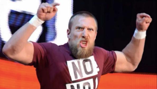 Daniel Bryan Wrestlemania 34 WWE