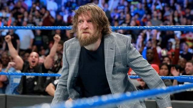 Daniel Bryan WWE Comeback return
