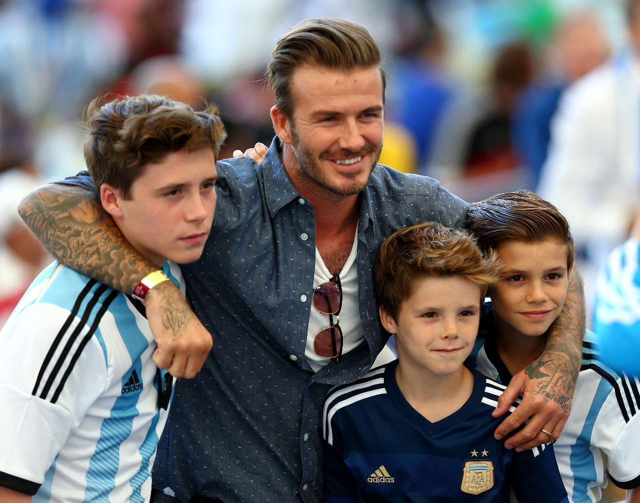 david-beckham-kids-getty-michael-steele