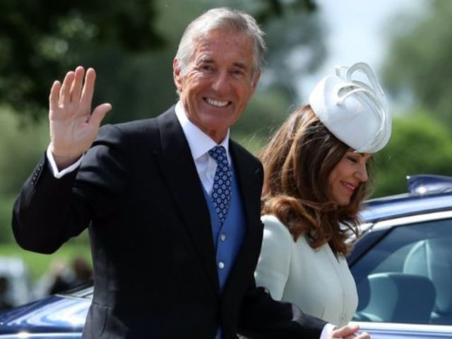 Pippa Middleton's Father-in-Law Charged With Rape of a Child