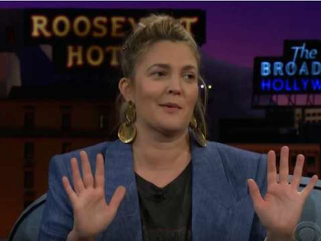 Drew Barrymore Says Fan Assumed She Was Pregnant: 'No, I'm Just Fat Right Now'