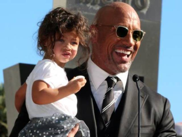 Dwayne 'The Rock' Johnson Reveals Daughter Was Hospitalized for Breathing Issue