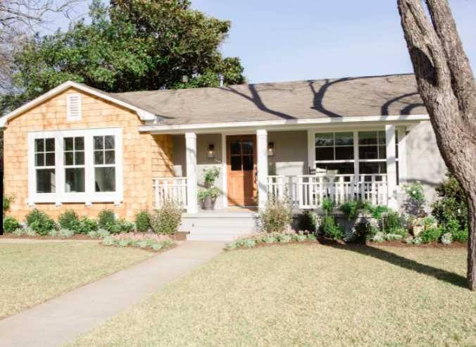 fixer upper widows house