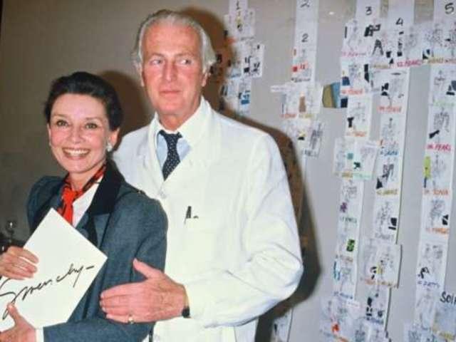 Hubert de Givenchy, Fashion Legend, Dies at 91