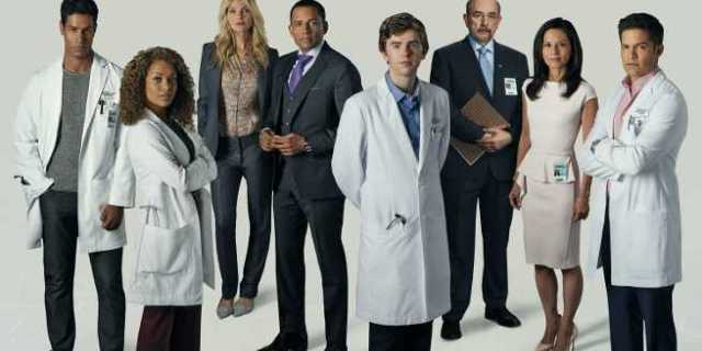 good doctor cast photo