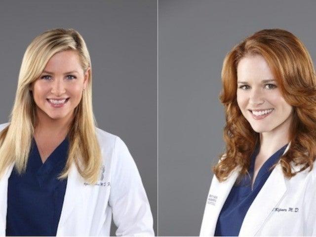 Shonda Rhimes and Ellen Pompeo Say Goodbye to 'Grey's Anatomy' Stars Sarah Drew and Jessica Capshaw