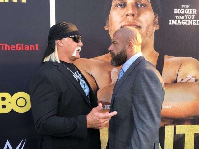 Hulk Hogan Addresses Mark Henry's Comments, Wants to Apologize to Everyone