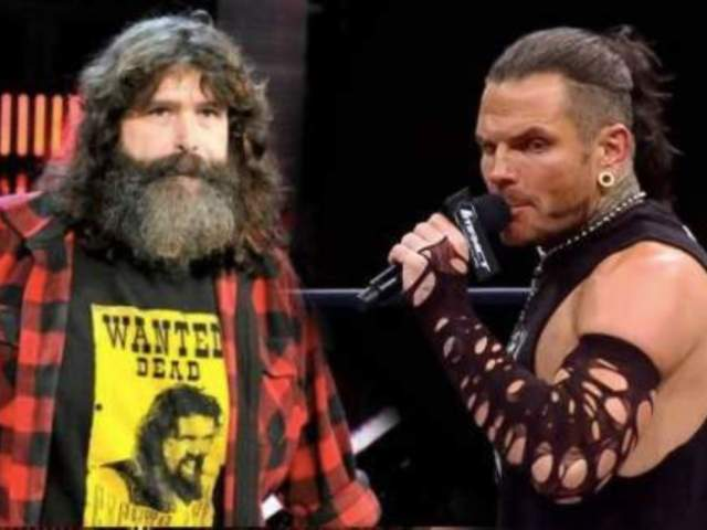 Jeff Hardy and Mick Foley to Donate Brains for CTE Research