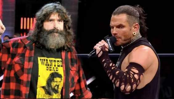 Jeff Hardy Mick Foley Brains donate cte