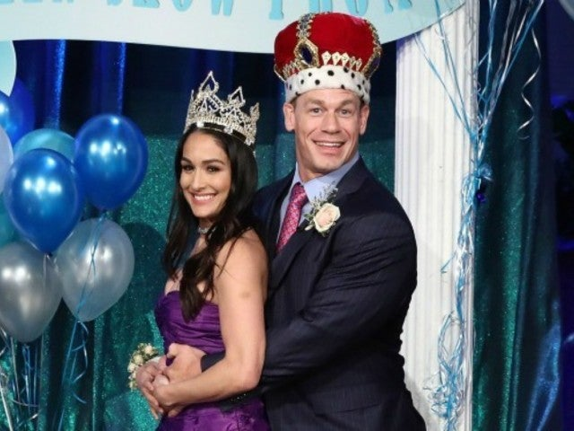 Watch: Nikki Bella Gives John Cena the Prom Experience He Never Had