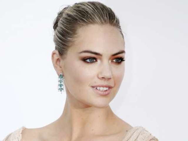 Pregnant Kate Upton Showcases Baby Bump at Maxim Party