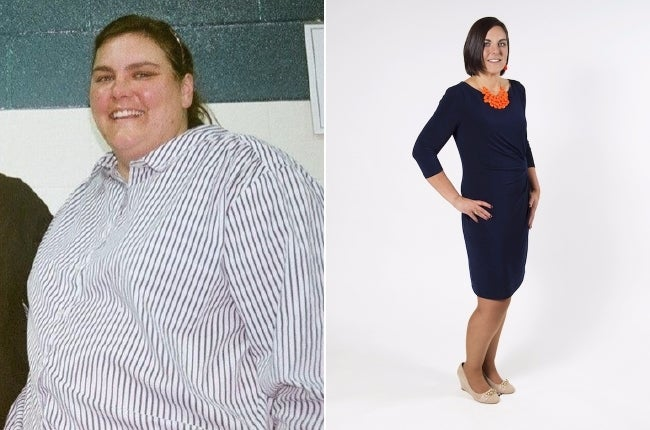 7 Women Who Lost Weight Without Fad Diets