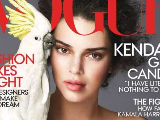 'Vogue' Fans Furious Over Kendall Jenner Cover Photo
