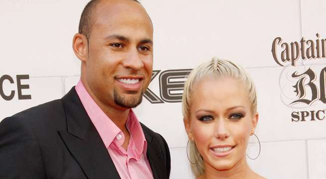 kendra-wilkinson-hank-baskett_Tinseltown : Shutterstockcom