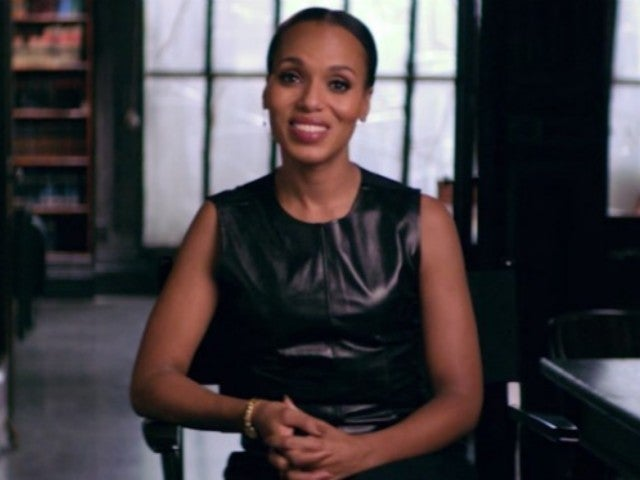 'Scandal' Stars Reflect on Show's Ending in New Clip
