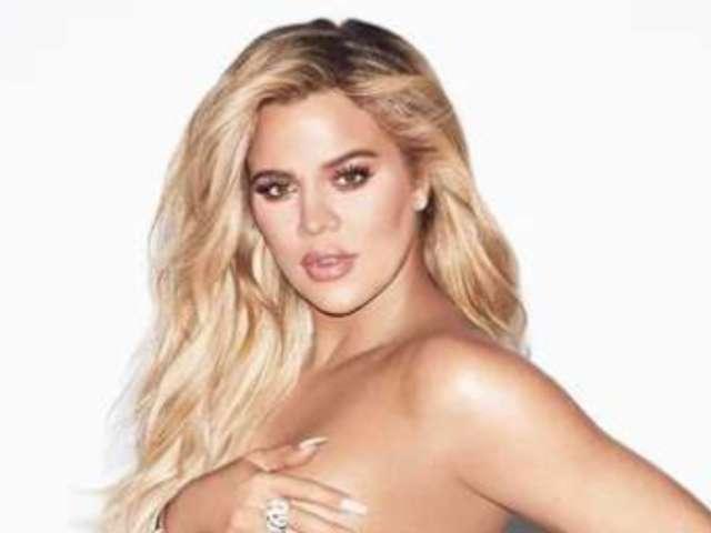Khloe Kardashian Shares Lingerie-Clad Baby Bump Photo Update