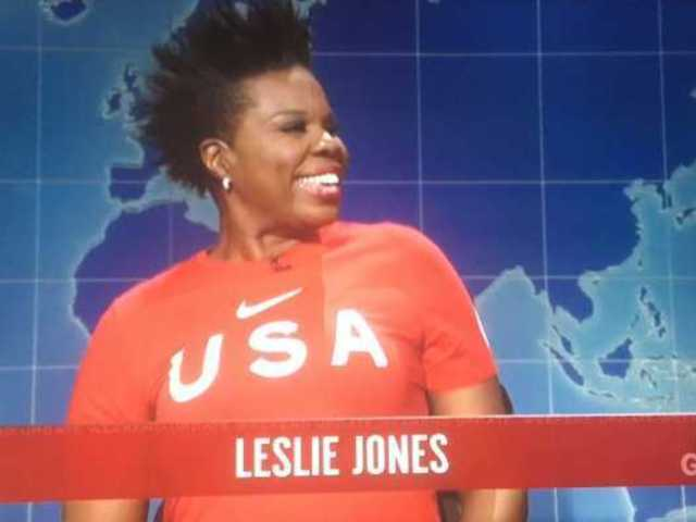 'Saturday Night Live': Leslie Jones Raves About Winter Olympics Trip