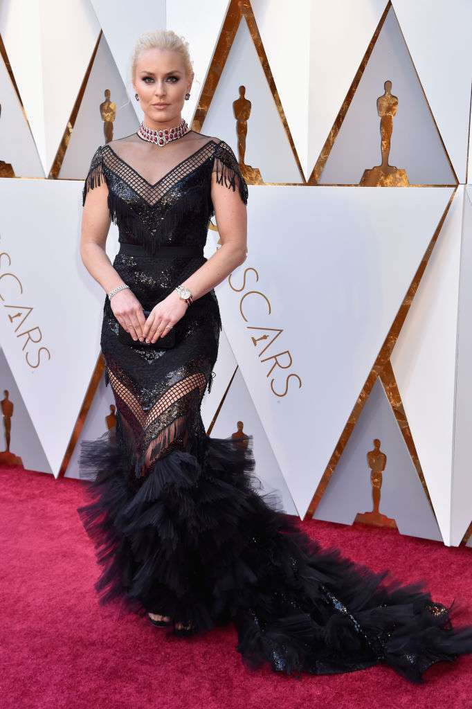 lindsey-vonn-oscars-2018-getty-jeff-kravitz