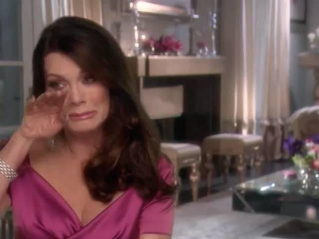 Lisa Vanderpump Breaks Down on 'RHOBH' Over Death of Pink Dog: 'Can We Stop Now?'
