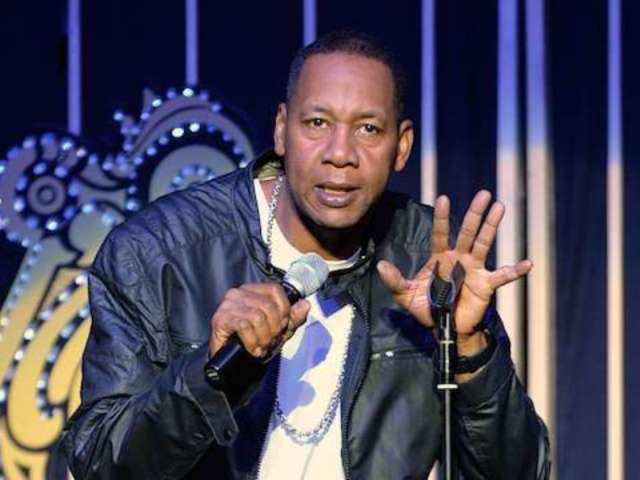 Comedian Mark Curry's Ford Bronco Crushed by Tree