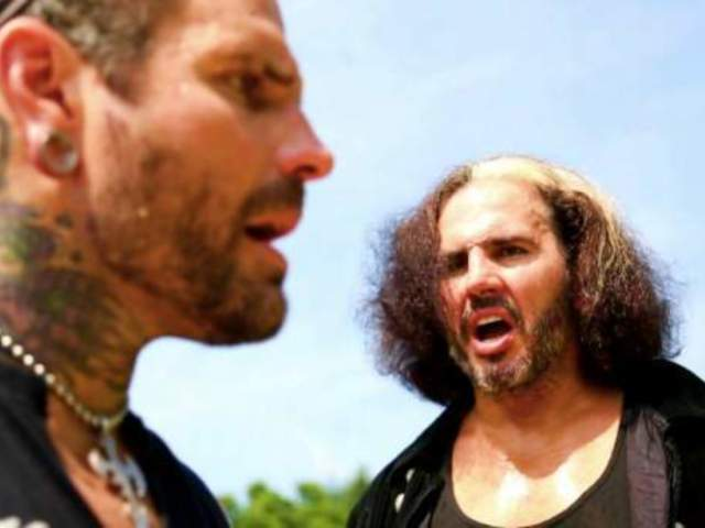 Matt Hardy Makes Another Obscure Reference to Jeff Hardy's Troubles