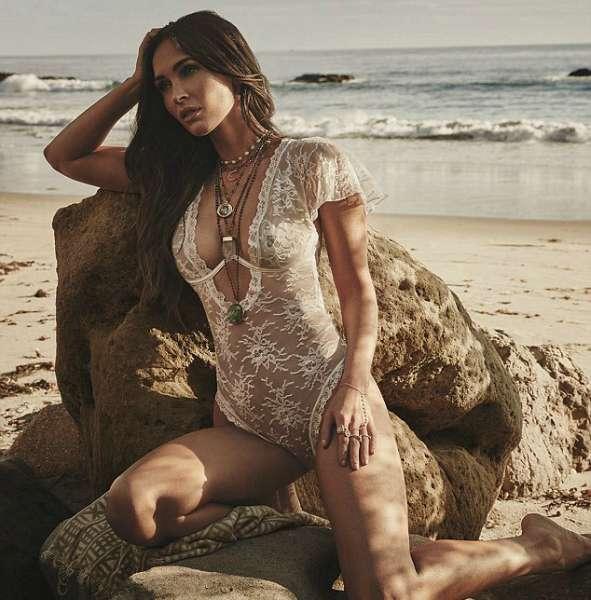 megan-fox-beach-lingerie-shoot