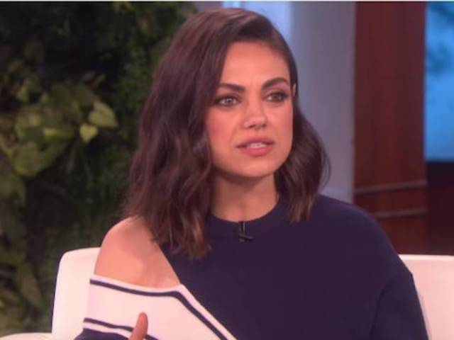 Mila Kunis Sparks Backlash With Joke About Raising a Daughter and Son